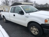 2005 FORD F-150 EXT PICKUP TRUCK