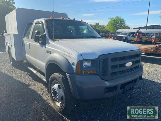 2005 FORD F-450 C/C