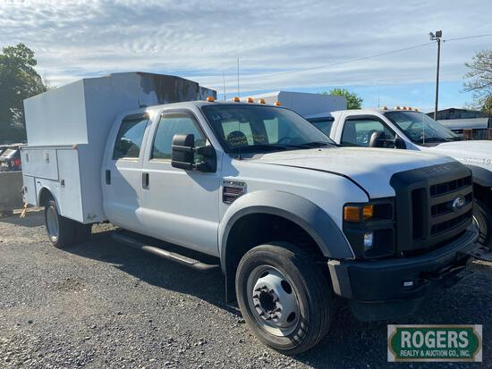 2009 FORD F-450 C/C