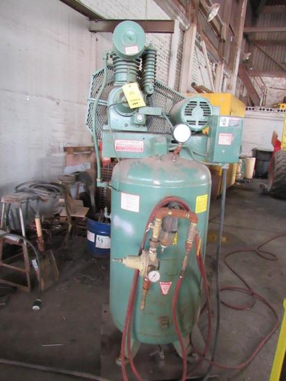 5 HP 2-Stage Vertical Tank Mounted Air Compressor