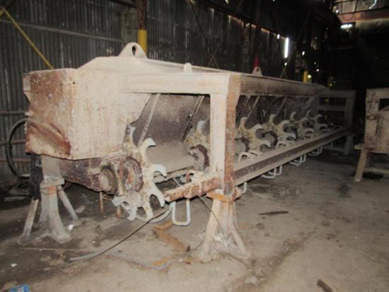 20 ft. Pneumatic Galvanizing Tank Agitator