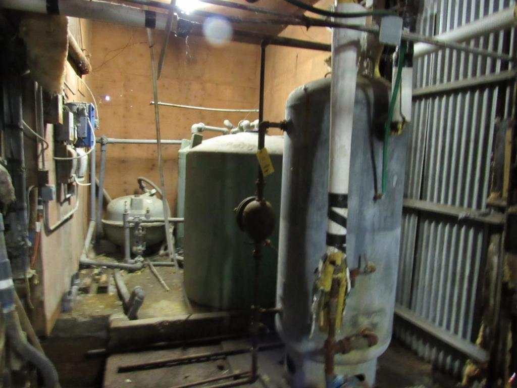 LOT: Assorted Water Conditioning Tanks & Equipment
