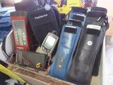 LOT: Assorted Test Instruments in (1) Box