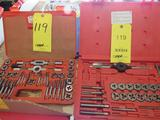 LOT: Assorted Tap & Die Sets, Extractors, etc. in (4) Boxes