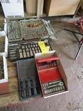 LOT: Assorted Socket Sets in (3) Boxes