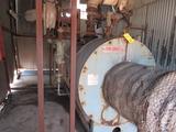 York Shipley Steam-Pak Boiler Model HRL-300195897, S/N 82-15019H-85295