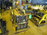 Hobart 300 Amp Portable MIG Welder Model RC-301, with Wire Feed, Cable, Gun, Flowmeter