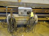 Lincoln 400 Amp Arc Welder, with Cables & Clamps