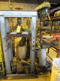 LOT: (1) Walker Turner 14 in. Bench Drill & (1) Hydraulic Shop Press