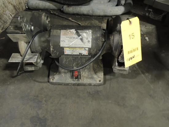 Dayton Bench Grinder .75 HP 3450 RPM
