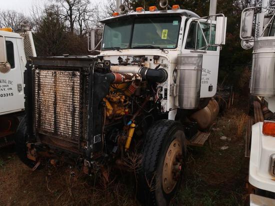 1997 Peterbilt Model 379, Tractor, 14.6L L6 Diesel, 13-Speed Trans, VIN: 1XP5DB9X3VN428644 (AS IS -