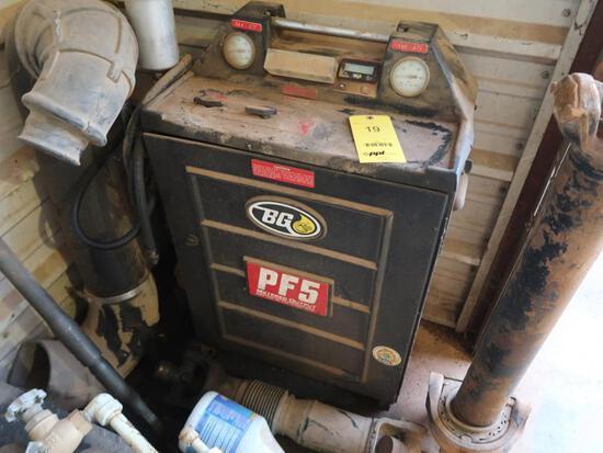 BG Transmission Flush System Model PF5