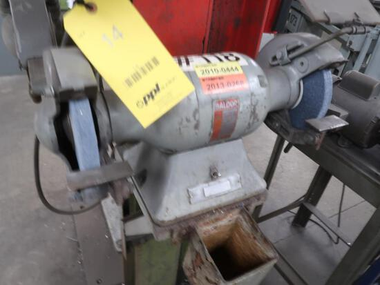 Baldor 6 in. Double End Grinder (#118), LOCATION: TOOL ROOM