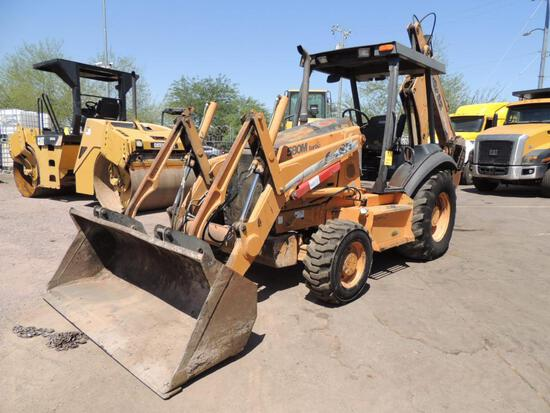 2006 Case 580M Turbo Series ll Loader Backhoe, S/N N6C401955, 4x4, 3995 Hrs. Indicated, (#68),