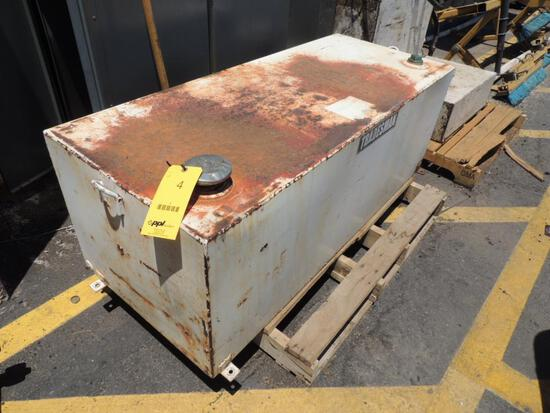 Tradesman Fuel Tank, 80 Gallon, LOCATION: 2435 S. 6th Ave., Phoenix, AZ 85003