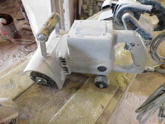 Rockwell Rust Chipper Model 727