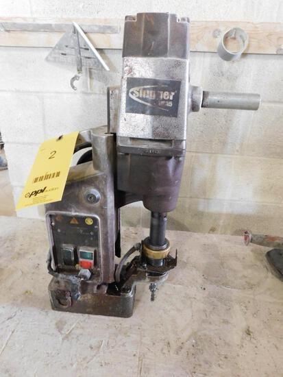 Slugger Magnetic Base Drill Model USA-5
