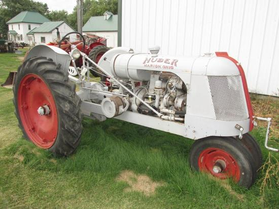Huber - Buda Engine - Serial Number 13831
