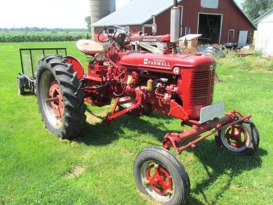 1951 Farmall Super C