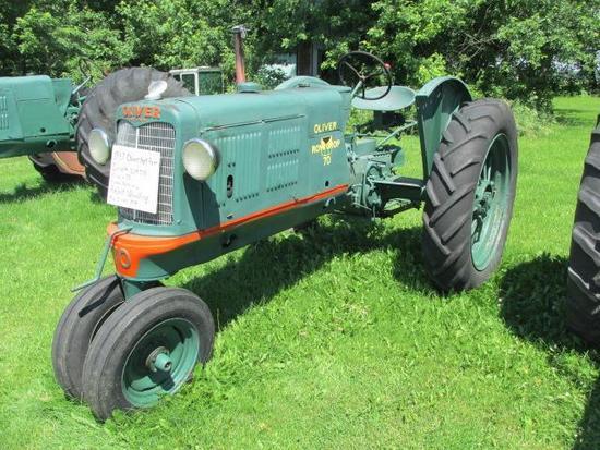 1937 Hart Parr 70