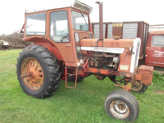 1967 Farmall 1206-D