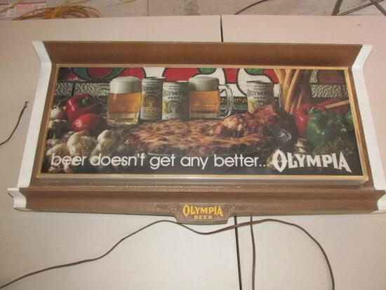 Olympia Beer Light Untested