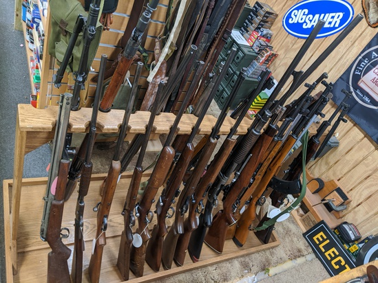 Firearms, Ammunition, Knives & More Spring 2020