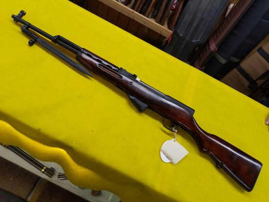 Russian-Century Arms SKS (Matching SN#'S) 7.62 x 39 Semi-Automatic Rifle SN TW2034