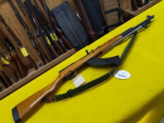 Chinese CGA SKS (Matching SN#'s) 7.62 x 39 Semi-Automatic Rifle SN C89123638