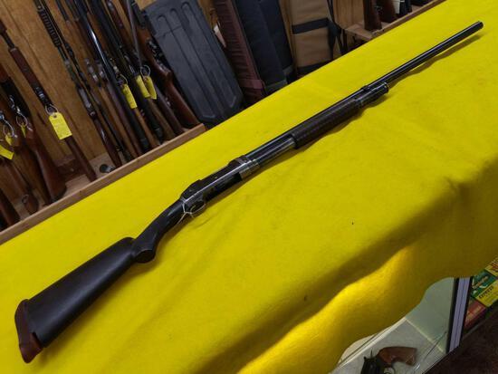 Winchester 1897 12 ga Pump Shotgun SN E445721