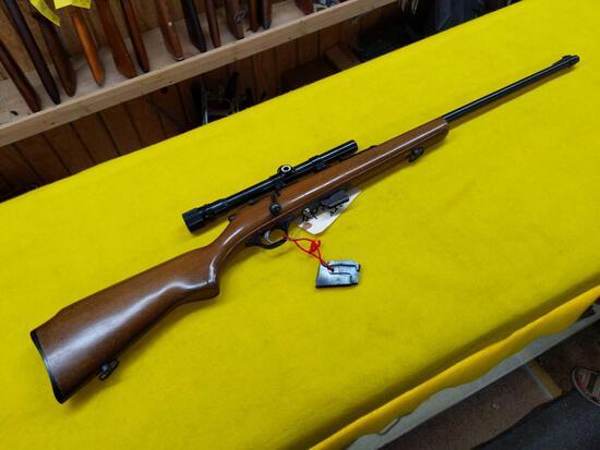 Glenfield Model 25 22 S,L,LR Bolt Action Rifle SN 71398685