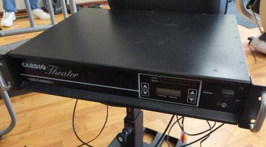 Cardio Theater Multil Unit Amplifier (Wired System)