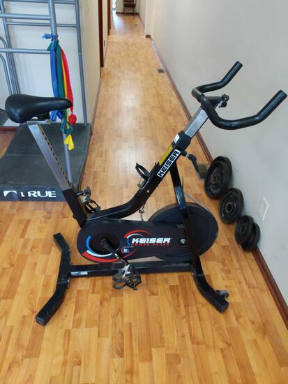 Keister Power Pacer Exercise Bike