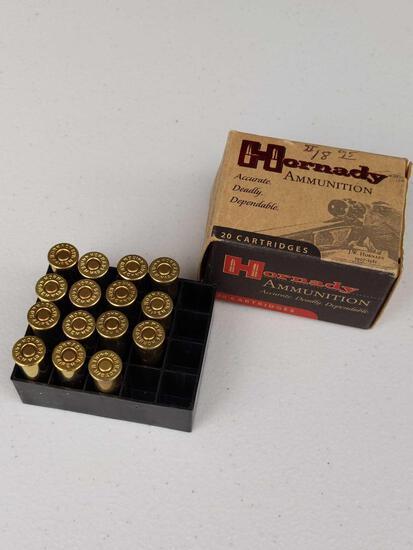 Hornady 15 Rounds 44 Mag 300 gr JHP/X