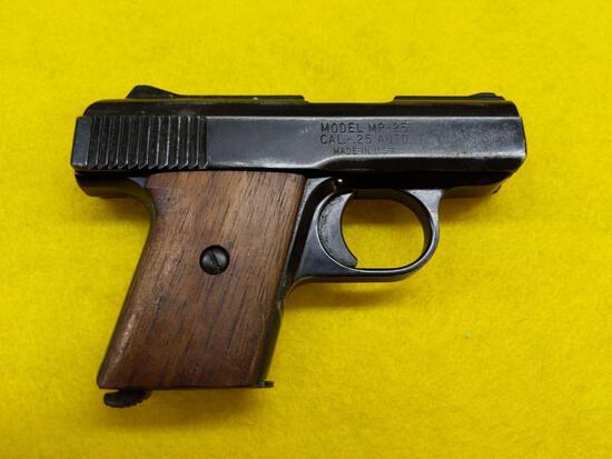 Raven Arms MP-25 Cal.- .25 Auto - Semi Automatic Pistol - SN 1796060