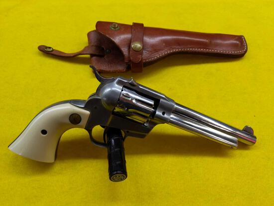 High Standard Double Nine .22 Cal Revolver w/Holster - SN 868887