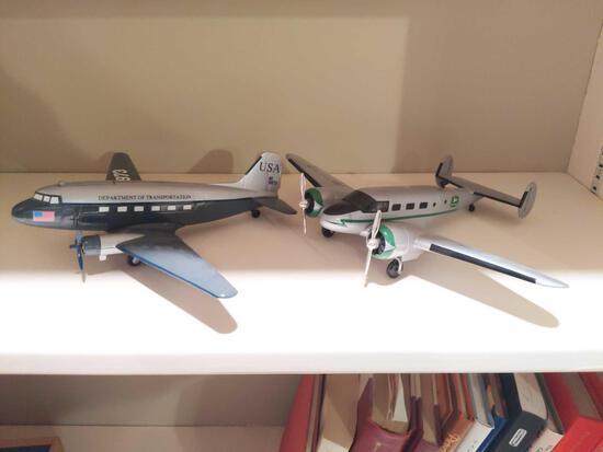 Liberty Classic John Deere & US Department of Transportation Air Planes