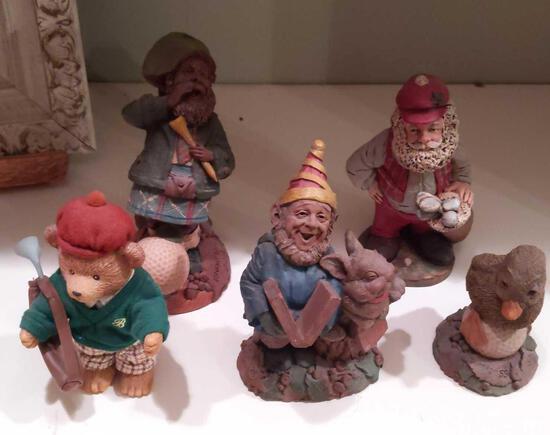 Knick Knacks Figurine Lot