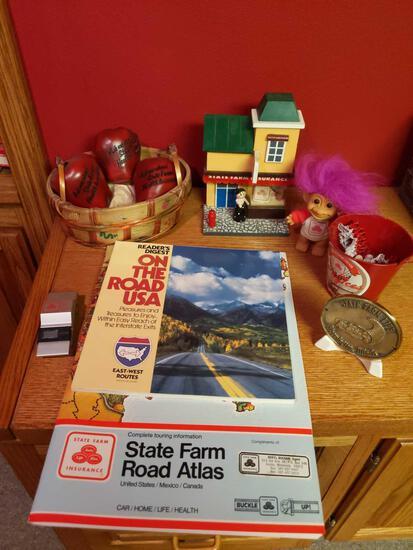 State Farm Memorabilia Lot
