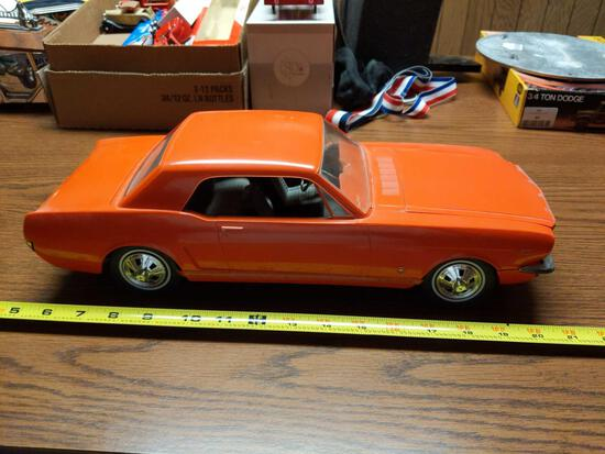 1966 Mustang Friction Car (Friction Doesn't Work)