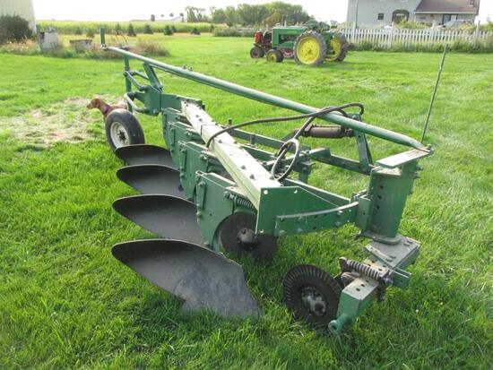 Oliver 4 Bottom Plow