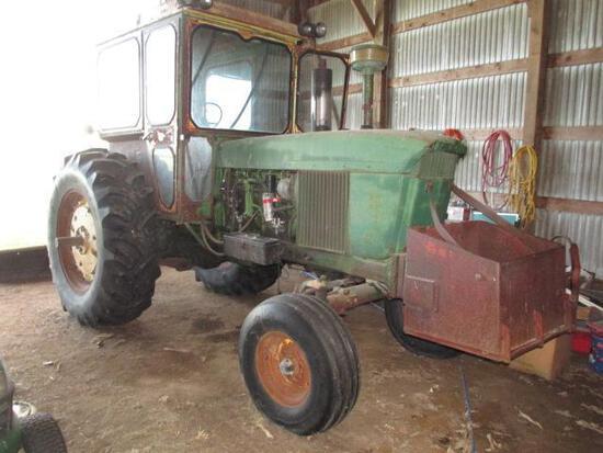 JOHN Deere 4020 WF, 3pt Hitch, Cab, 5533 hrs. - Work Horse