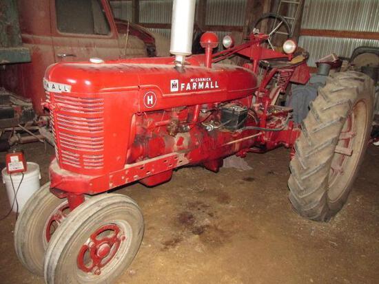 Farmall H NF #73054 Nice Lil Tractor