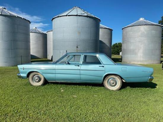 1966 Ford Custom 500- 2nd Owner VIN# 6P52C189667