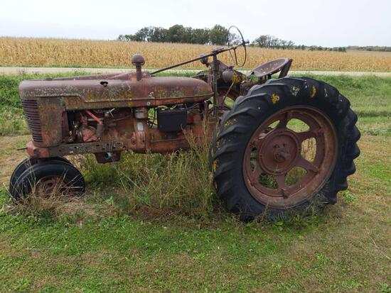 Farmall H #7158 Parts Tractor