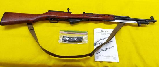 Chinese SKS Norinco Rifle with Bayonnet SN-1628112