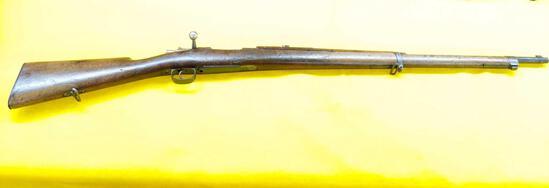 Spanish 1893 Mauser 7x57 Caliber Rifle, Dated 1928 SN-RC6789