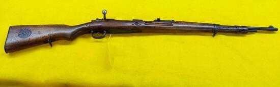 Chinese Model 98K 8mm Mauser Rifle, SN-AL6312