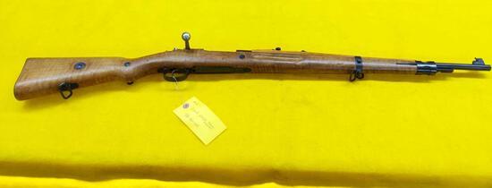 Czech Model VZ24 8mm Rifle (Refinished) SN-9501U4
