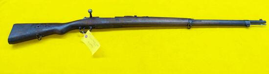 Turkish Model 1938 Mauser Rifle, 8mm, Boxed - In Grease,1945 SN-217886